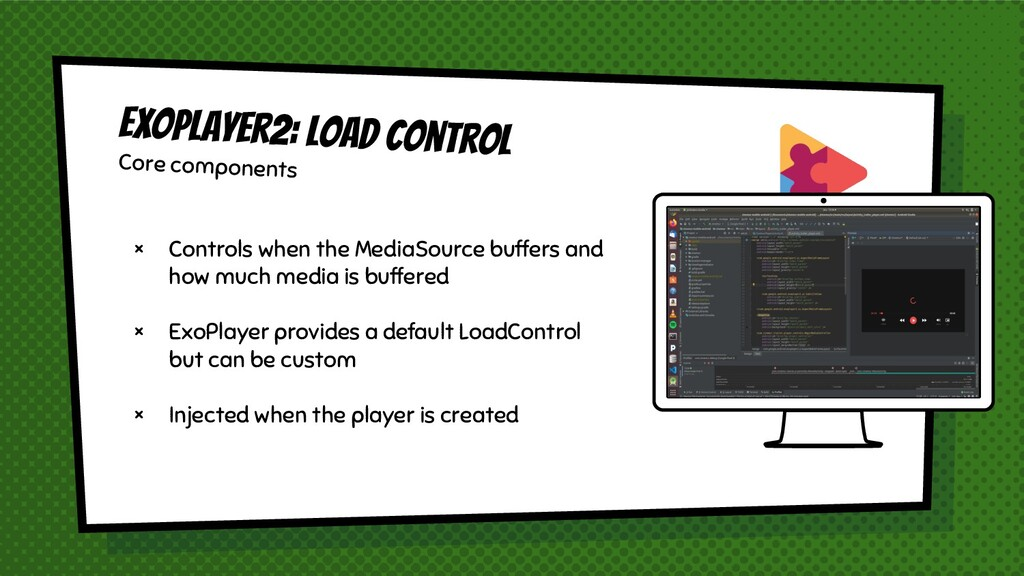 × Controls when the MediaSource buffers and how...