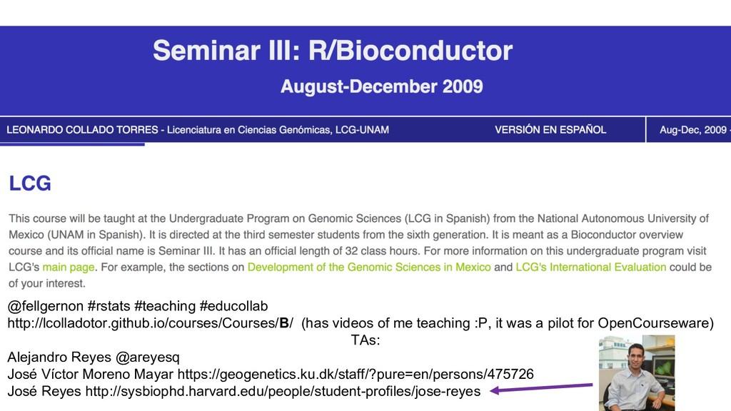 @fellgernon #rstats #teaching #educollab http:/...