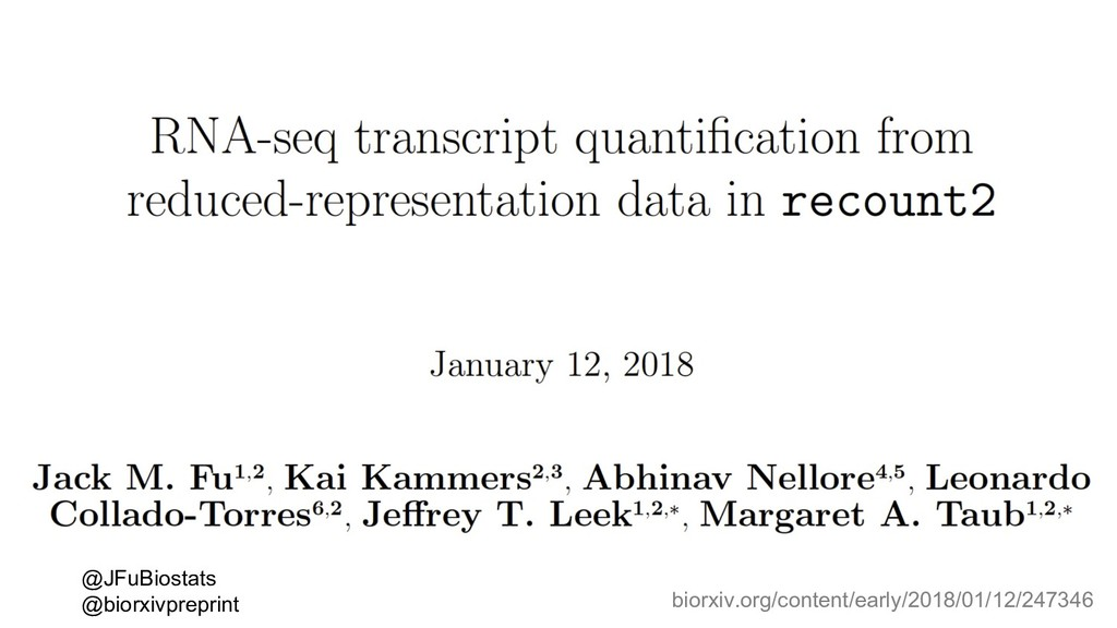 biorxiv.org/content/early/2018/01/12/247346 @JF...