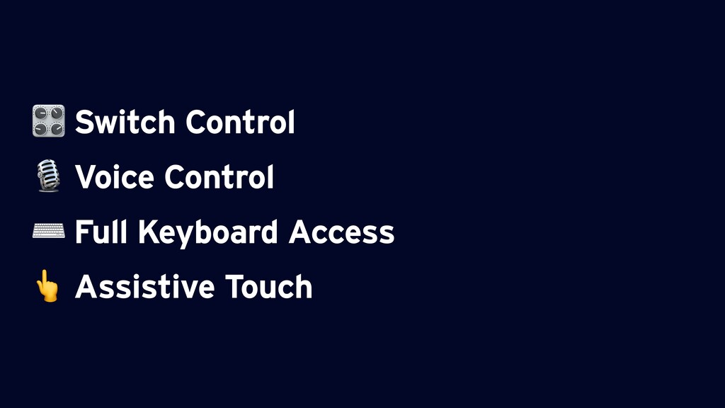 Switch Control  Voice Control ⌨ Full Keyboard ...