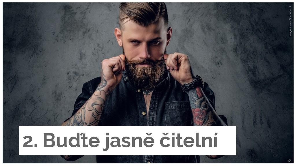 Pavel Cahlík—WordCamp Brno 2018 2. Buďte jasně ...