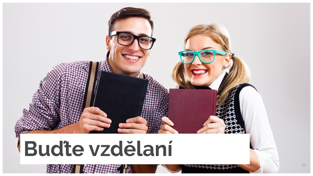 Pavel Cahlík—WordCamp Brno 2018 32 Buďte vzděla...