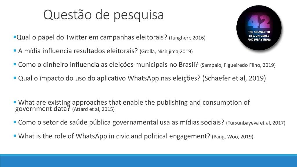 Qual o papel do Twitter em campanhas eleitorai...