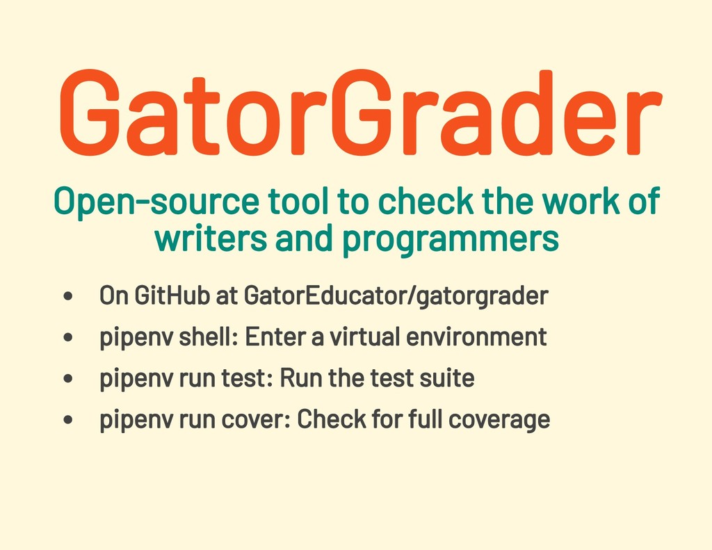 Open-source tool to check the work of writers a...