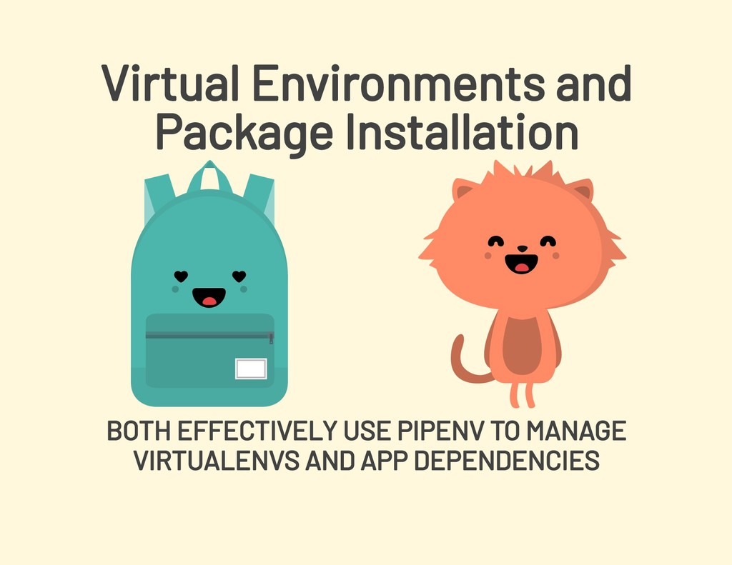 Virtual Environments and Package Installation B...