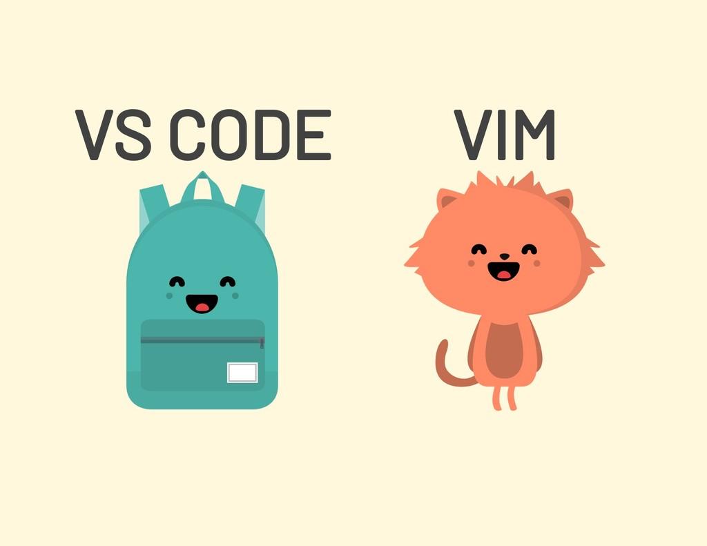 VS CODE VIM