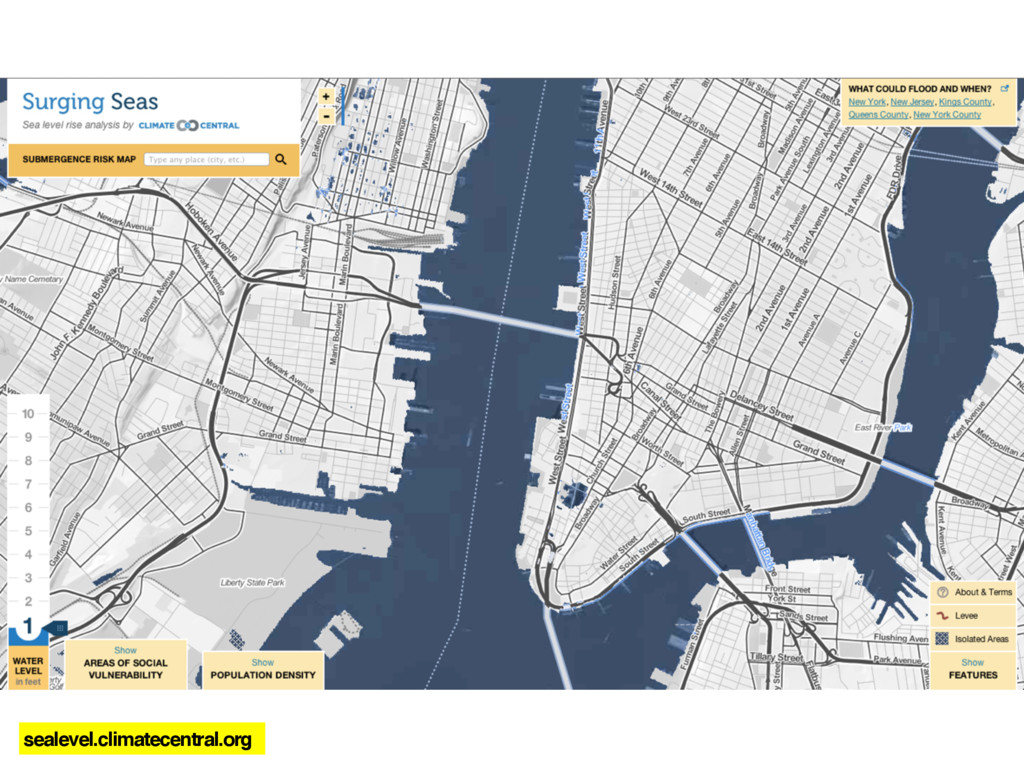 sealevel.climatecentral.org