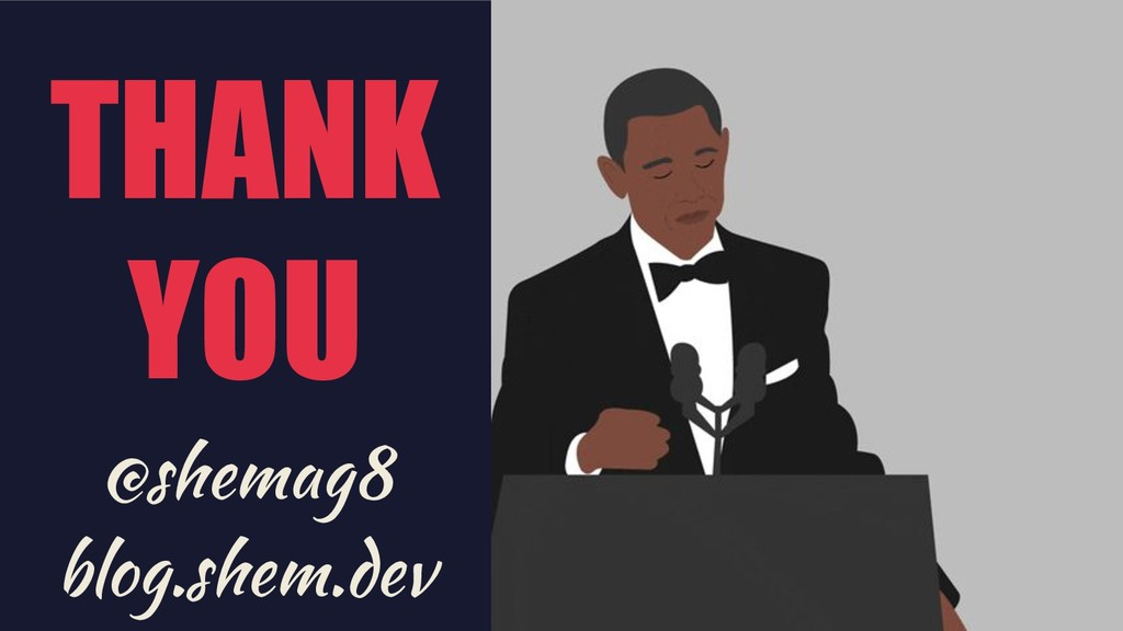 @shemag8 THANK YOU @shemag8 blog.shem.dev