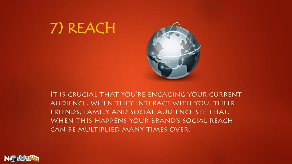 7) REACH