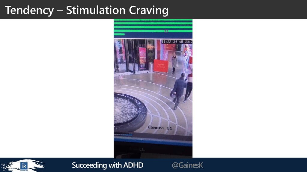 Succeeding with ADHD @GainesK Tendency – Stimul...