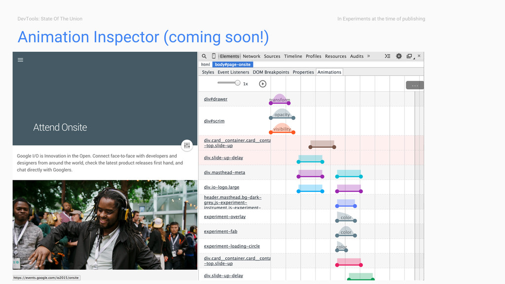 DevTools: State Of The Union Animation Inspecto...