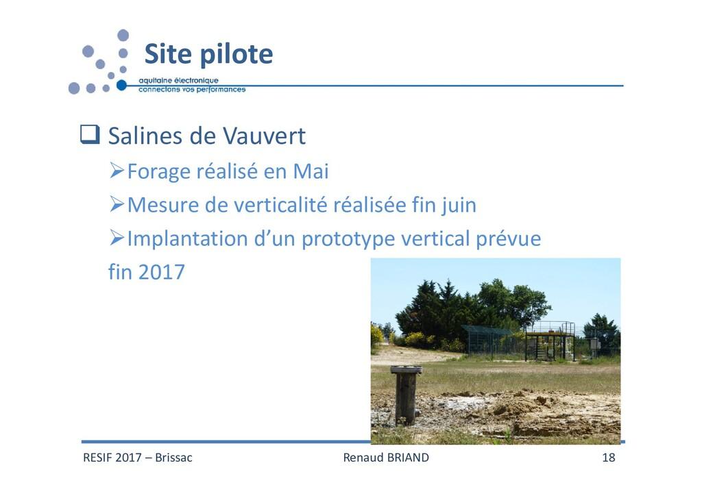 Renaud BRIAND 18 RESIF 2017 – Brissac Salines d...