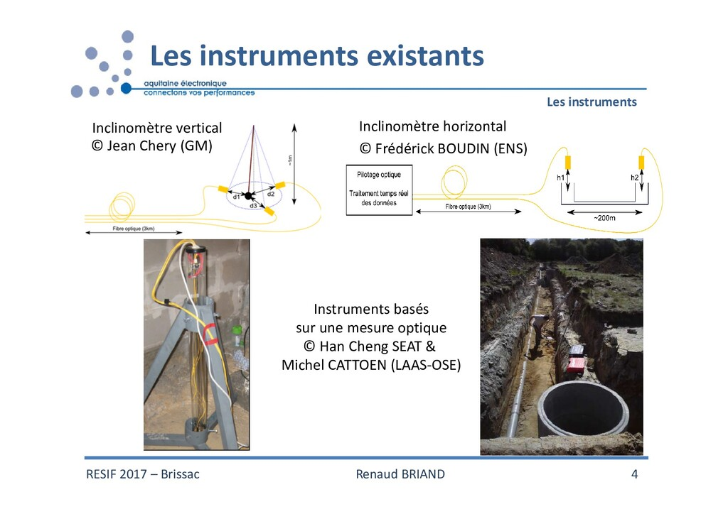 Renaud BRIAND 4 RESIF 2017 – Brissac Les instru...