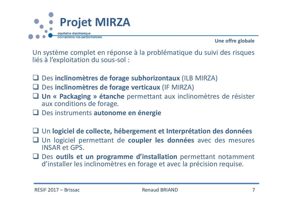 Renaud BRIAND 7 RESIF 2017 – Brissac Un système...