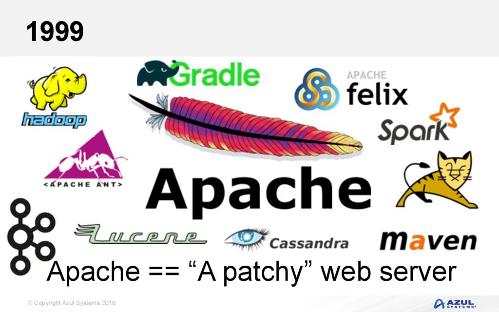 "© Copyright Azul Systems 2016 Apache == ""A patc..."