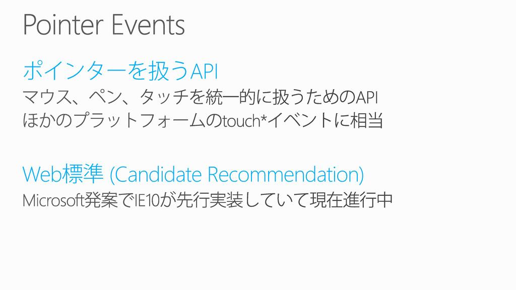 API Web (Candidate Recommendation)
