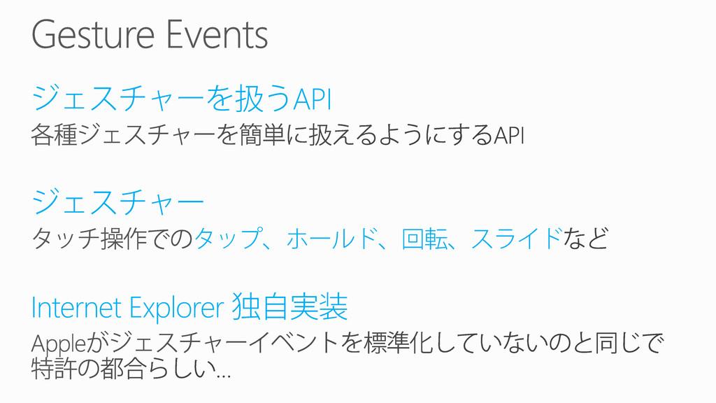 API Internet Explorer