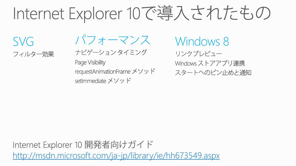 SVG Windows 8 http://msdn.microsoft.com/ja-jp/l...