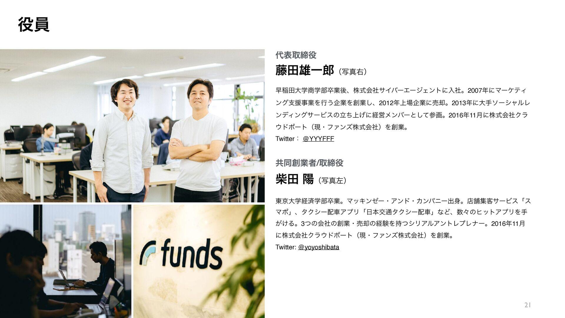 © 2021 Funds, Inc. һ 21 දऔక ౻ా༤Ұʢࣸਅӈʣ ૣҴాେֶ...