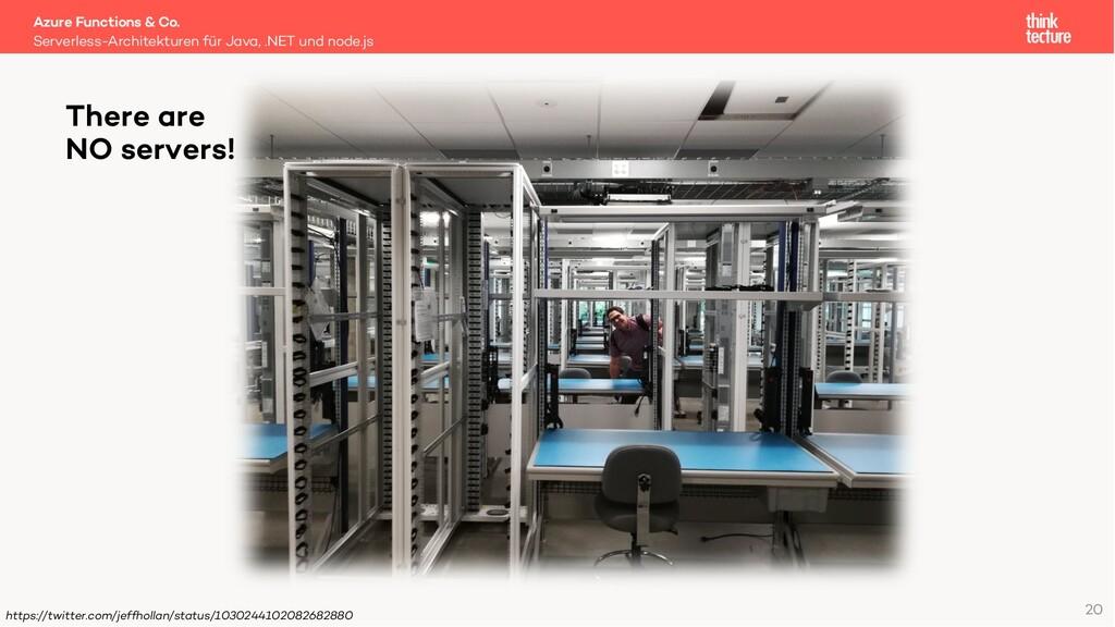 20 Azure Functions & Co. Serverless-Architektur...