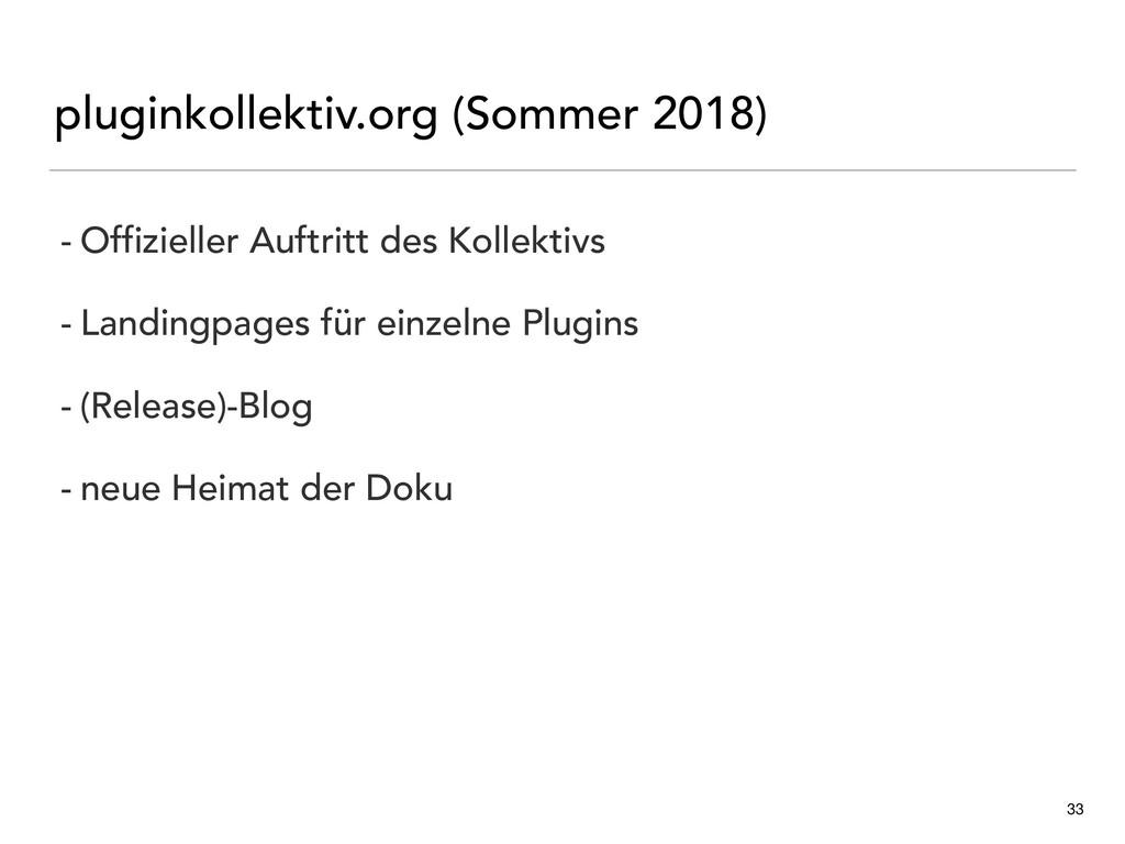 pluginkollektiv.org (Sommer 2018) 33 - Offiziel...