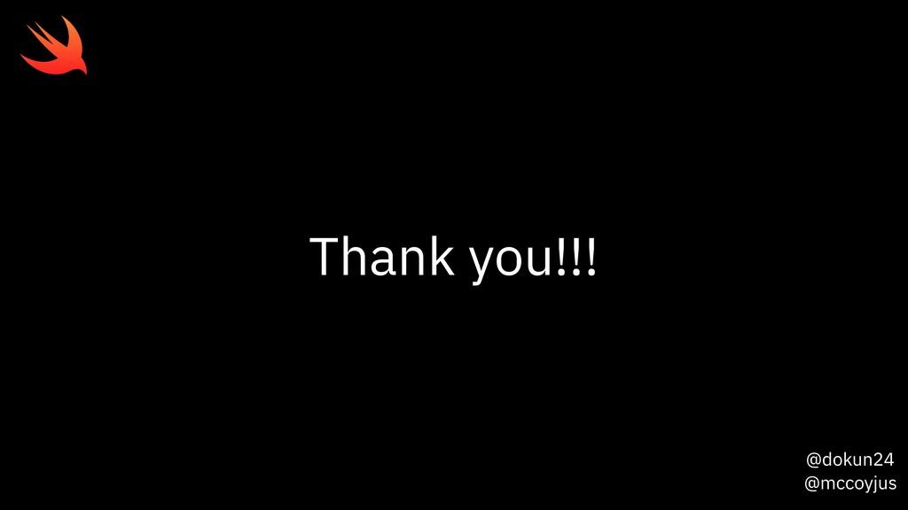 @dokun24 @mccoyjus Thank you!!!