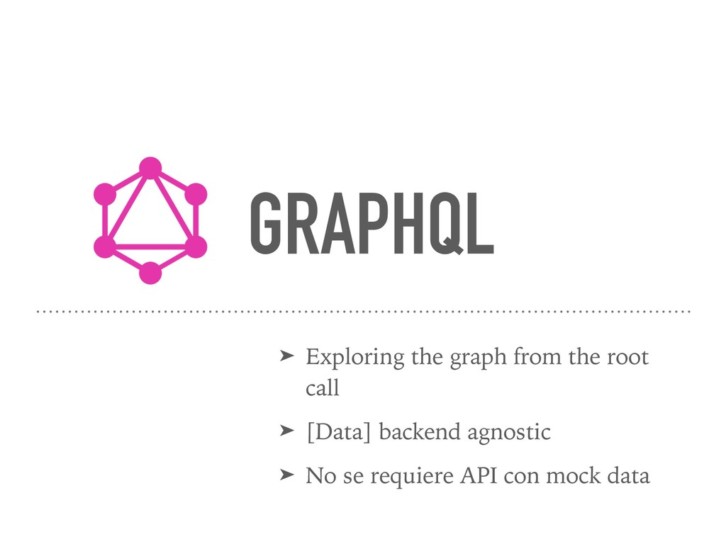 GRAPHQL ➤ Exploring the graph from the root cal...