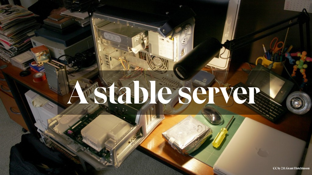 @soulislove A stable server A stable server CC ...
