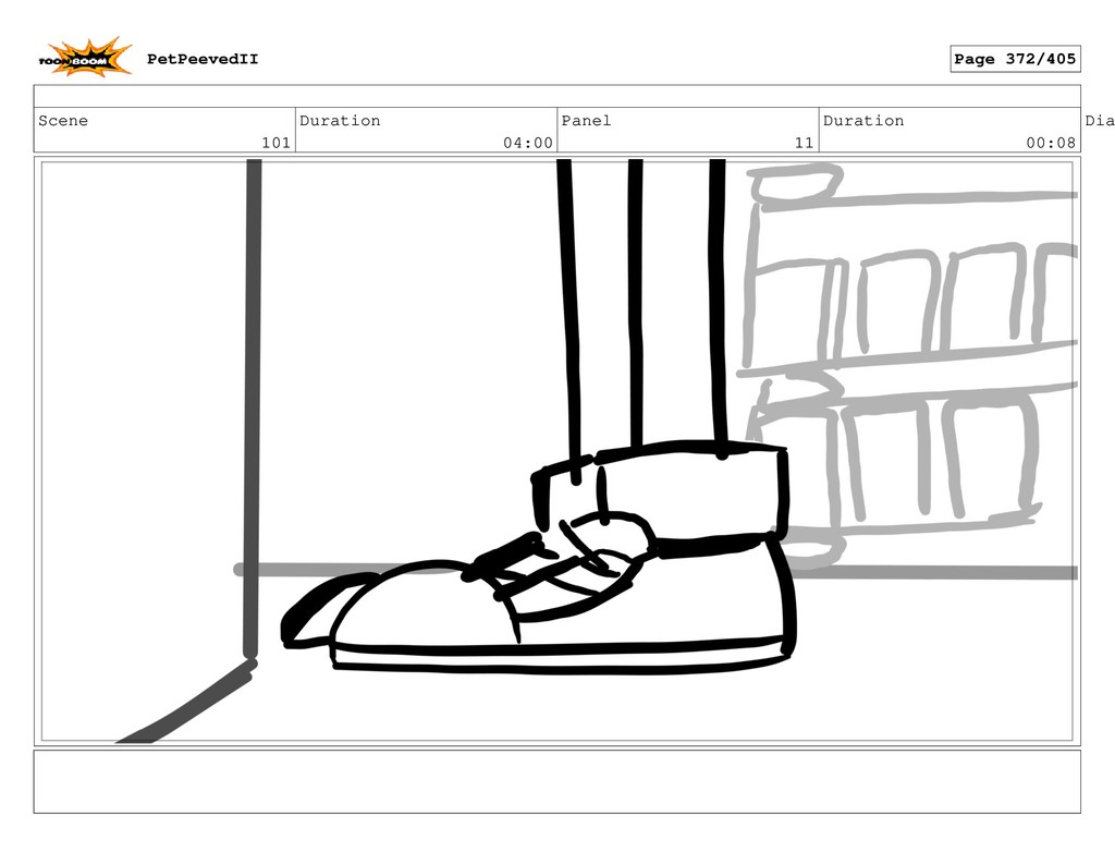 Scene 101 Duration 04:00 Panel 11 Duration 00:0...