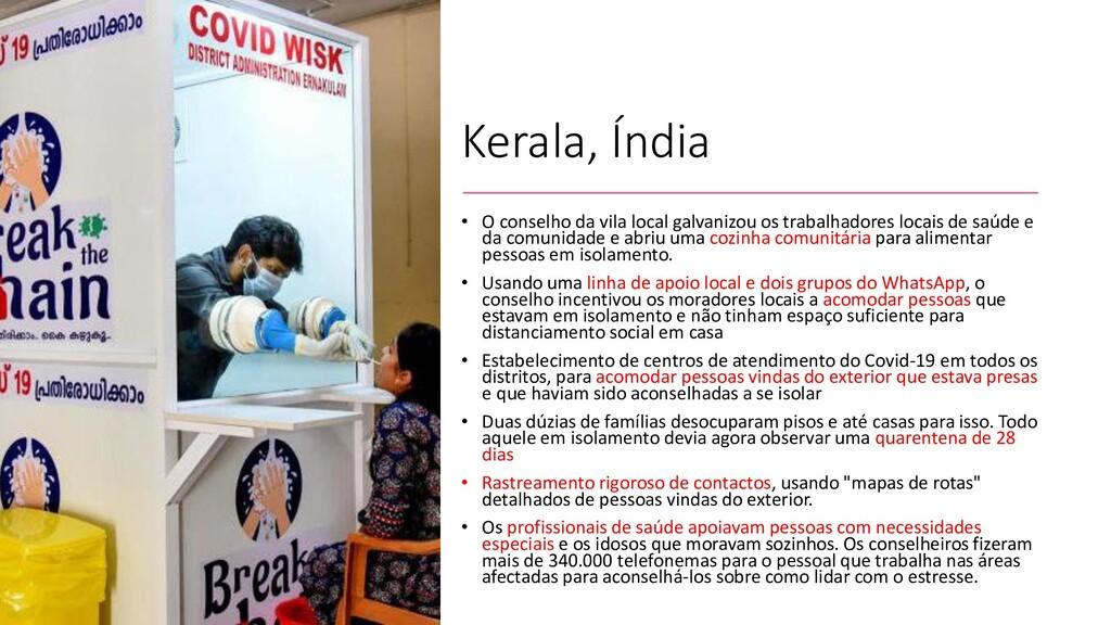 Kerala, Índia • O conselho da vila local galvan...