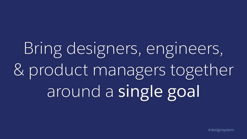 #designsystem Bring designers, engineers,  & p...