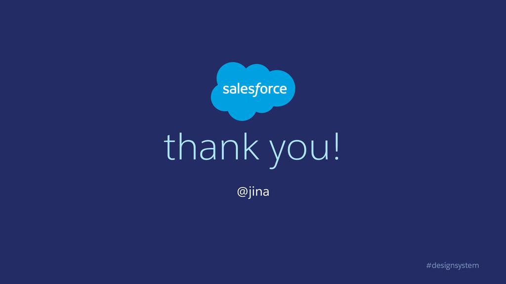 #designsystem thank you! @jina