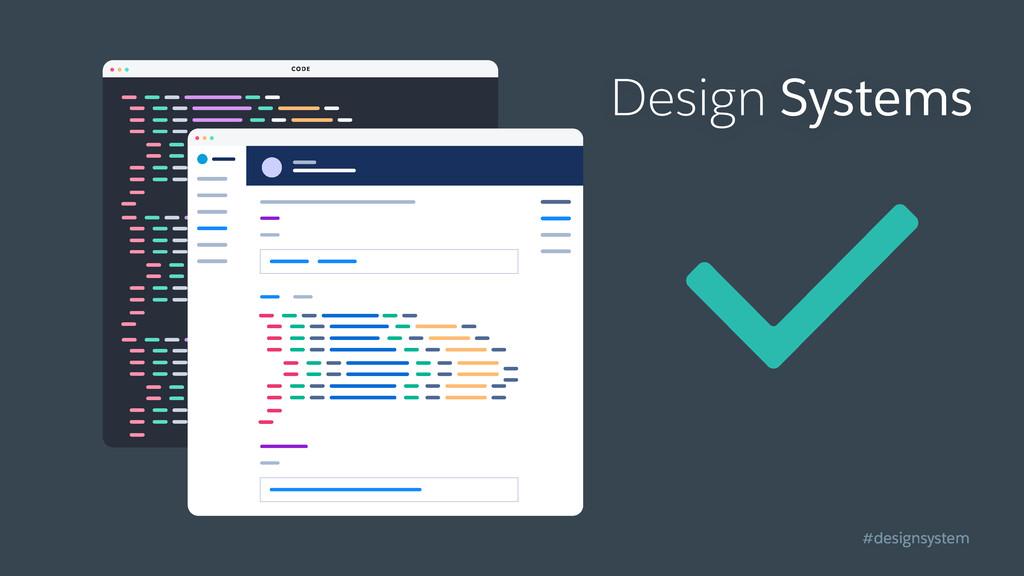 #designsystem Design Systems
