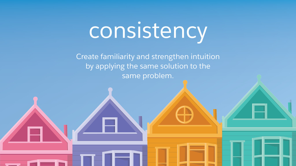 #designsystem consistency Create familiarity an...