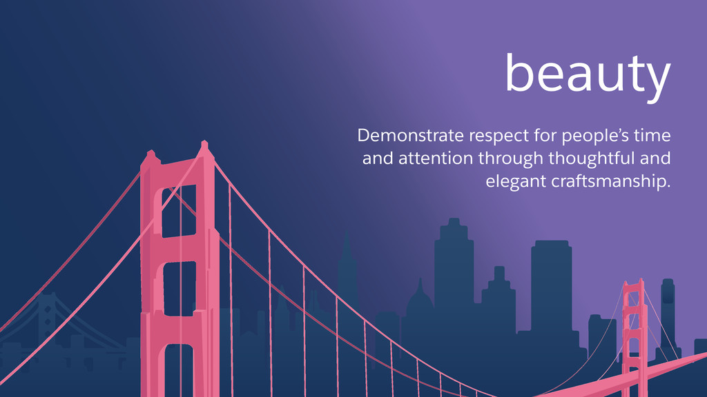 #designsystem beauty Demonstrate respect for pe...