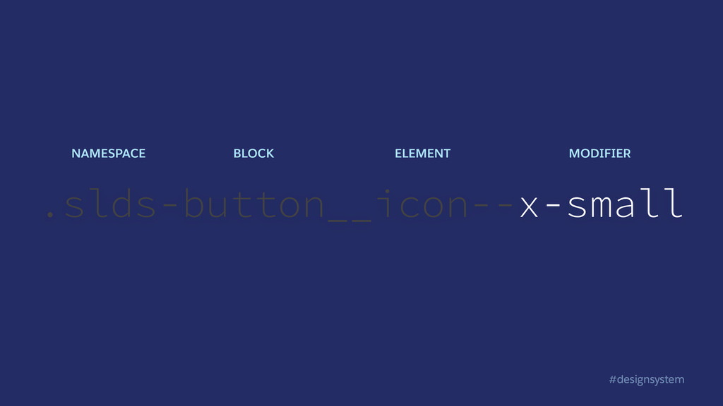 #designsystem .slds-button__icon--x-small NAMES...