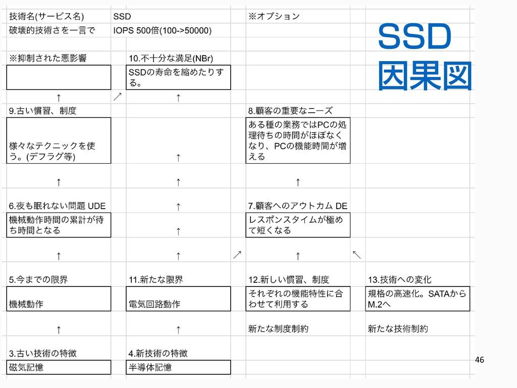 46 SSD 因果図
