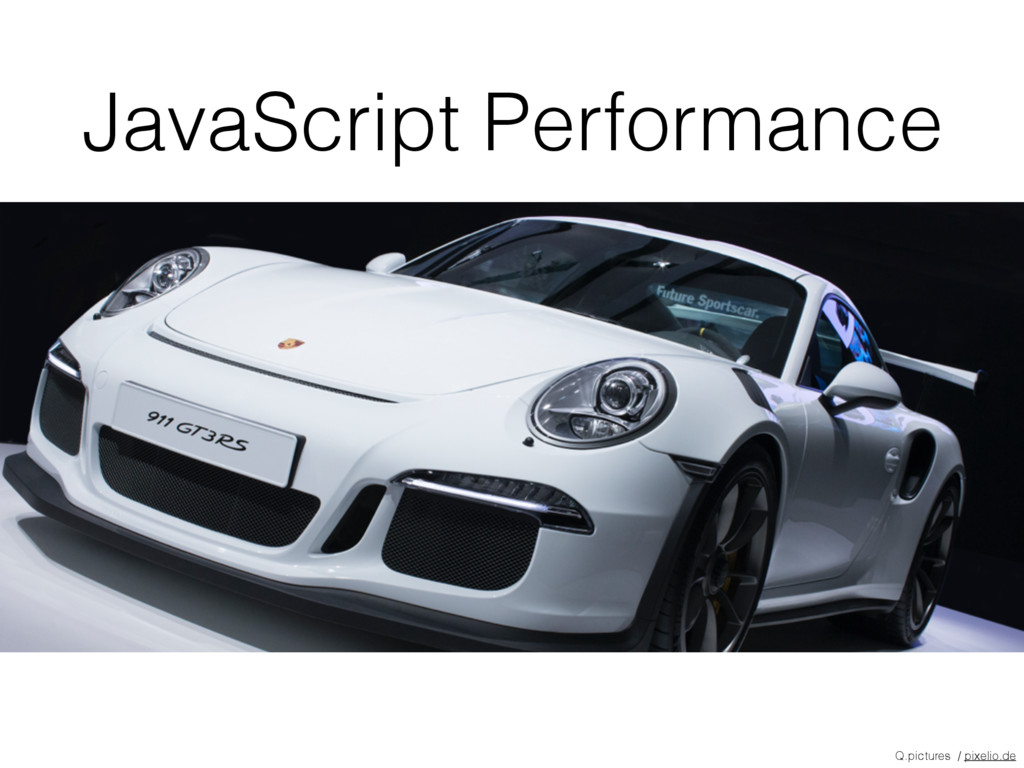 JavaScript Performance Q.pictures / pixelio.de