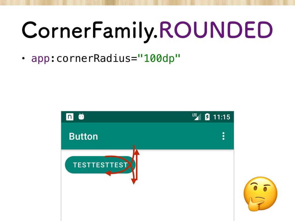 """$PSOFS'BNJMZ306/%&% • app:cornerRadius=""""100dp"""""""