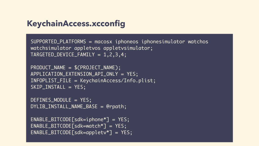 KeychainAccess.xcconfig SUPPORTED_PLATFORMS = ma...