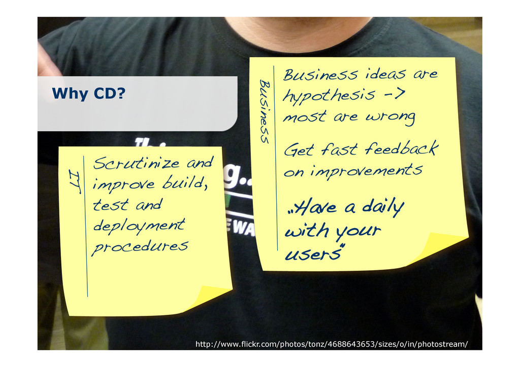 Why CD? http://www.flickr.com/photos/tonz/46886...