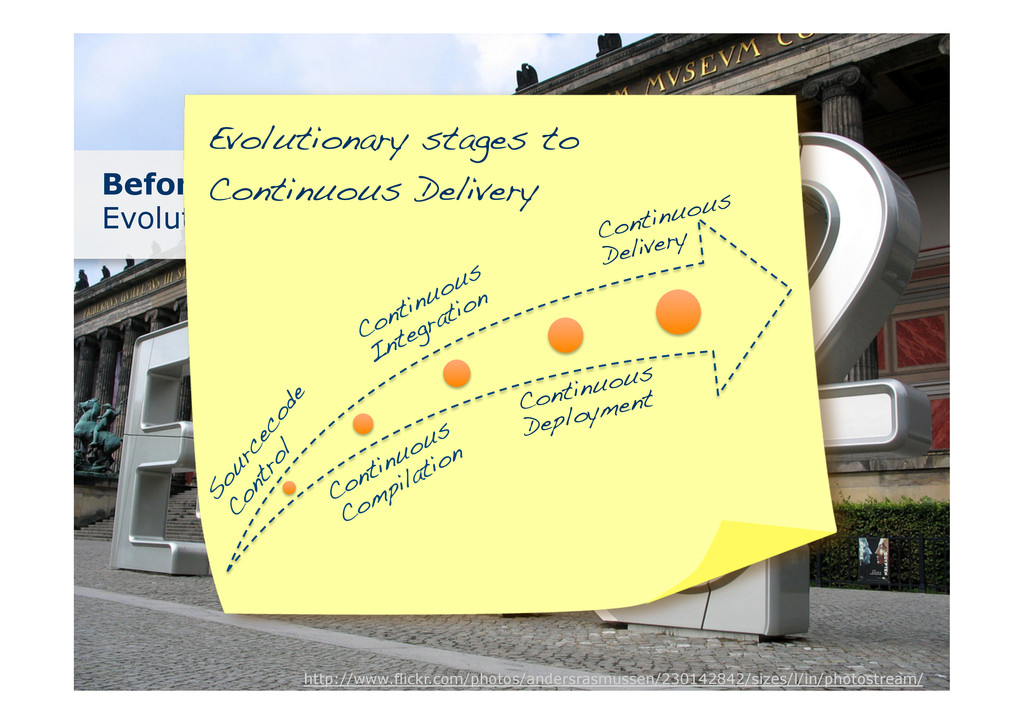 Before starting ... Evolutionary stages http://...