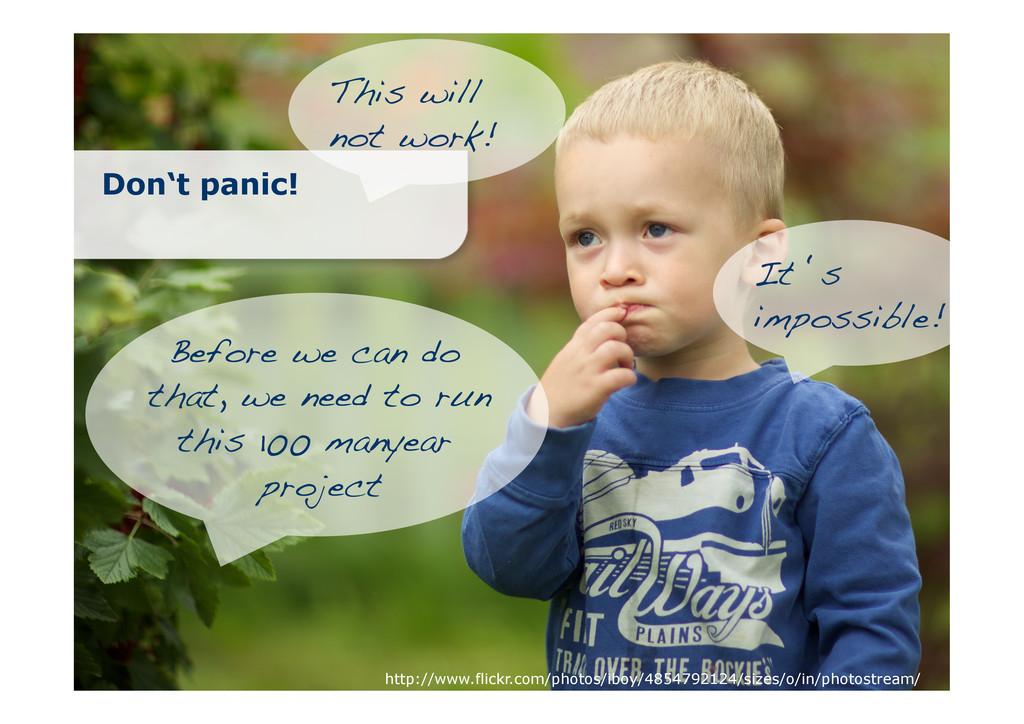 Don't panic! http://www.flickr.com/photos/iboy/...
