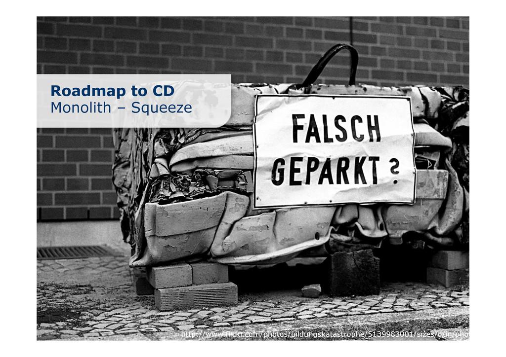 Roadmap to CD Monolith – Squeeze http://www.fli...