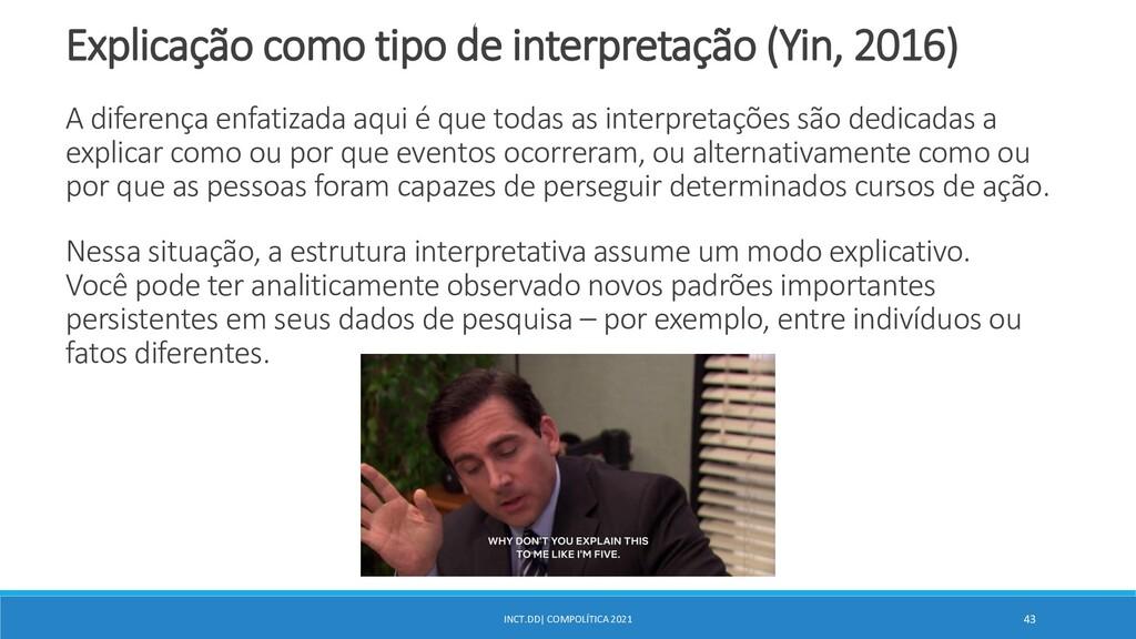 INCT.DD| COMPOLÍTICA 2021 43 Explicação como ti...