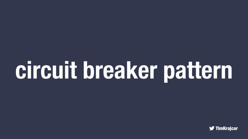TimKrajcar circuit breaker pattern