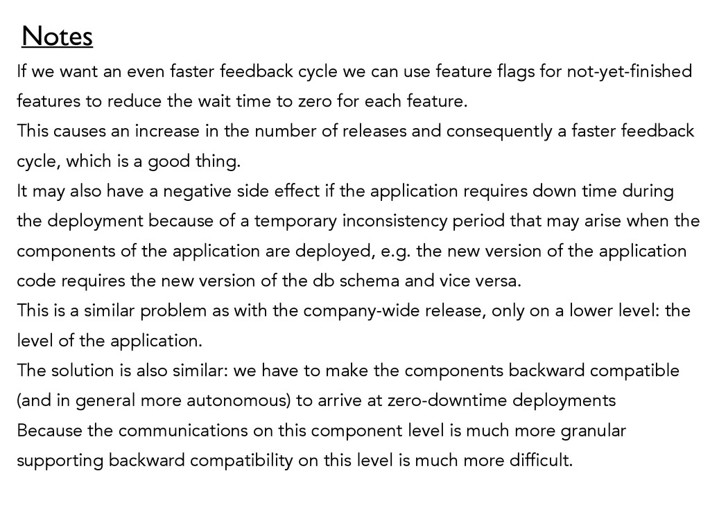 If we want an even faster feedback cycle we can...