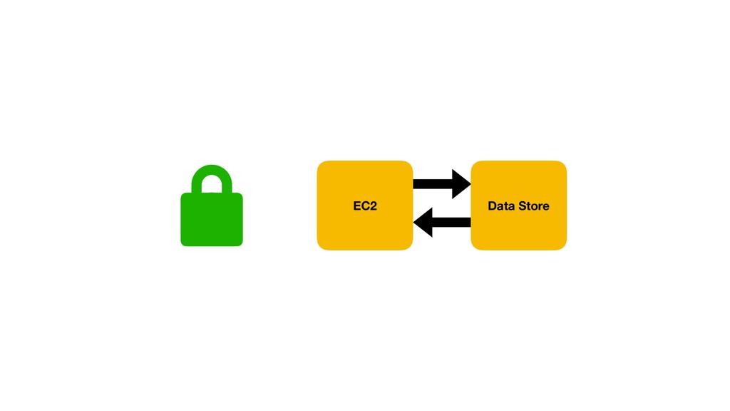 EC2 Data Store
