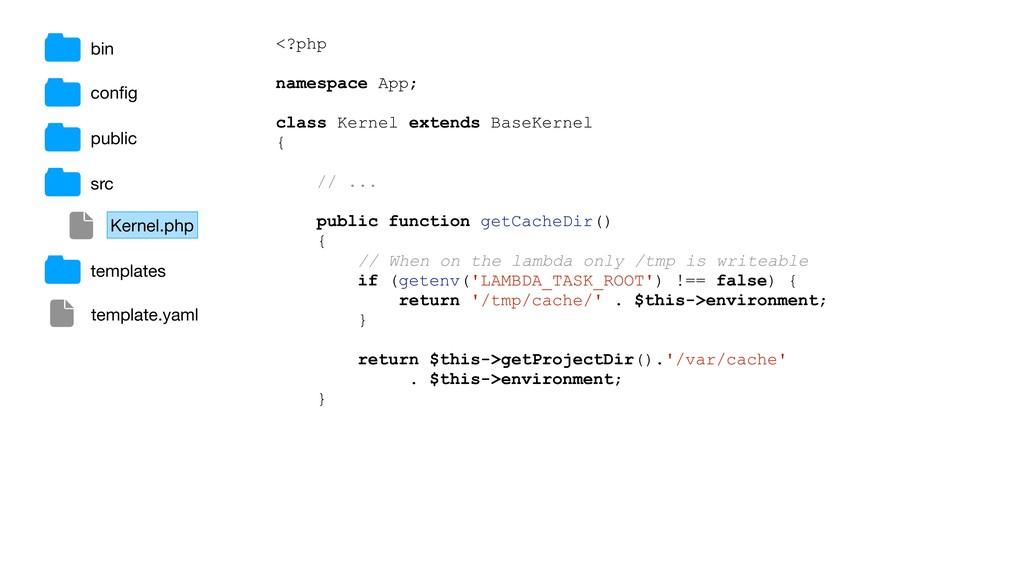 bin public src templates config template.yaml <?...