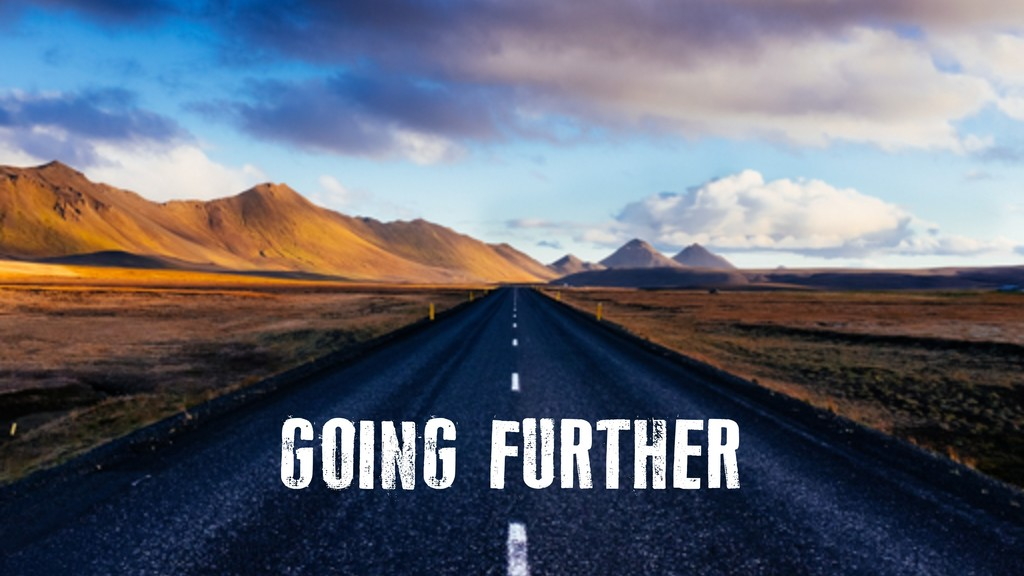 GOING FURTHER